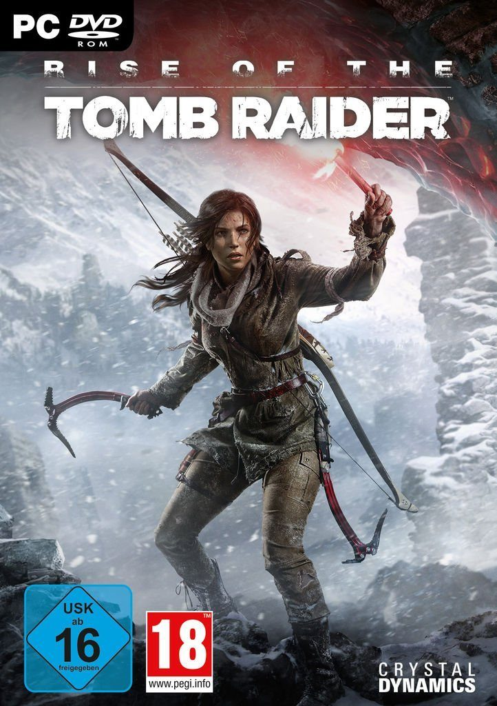 Koch Media PC - Spiel »Rise of the Tomb Raider«