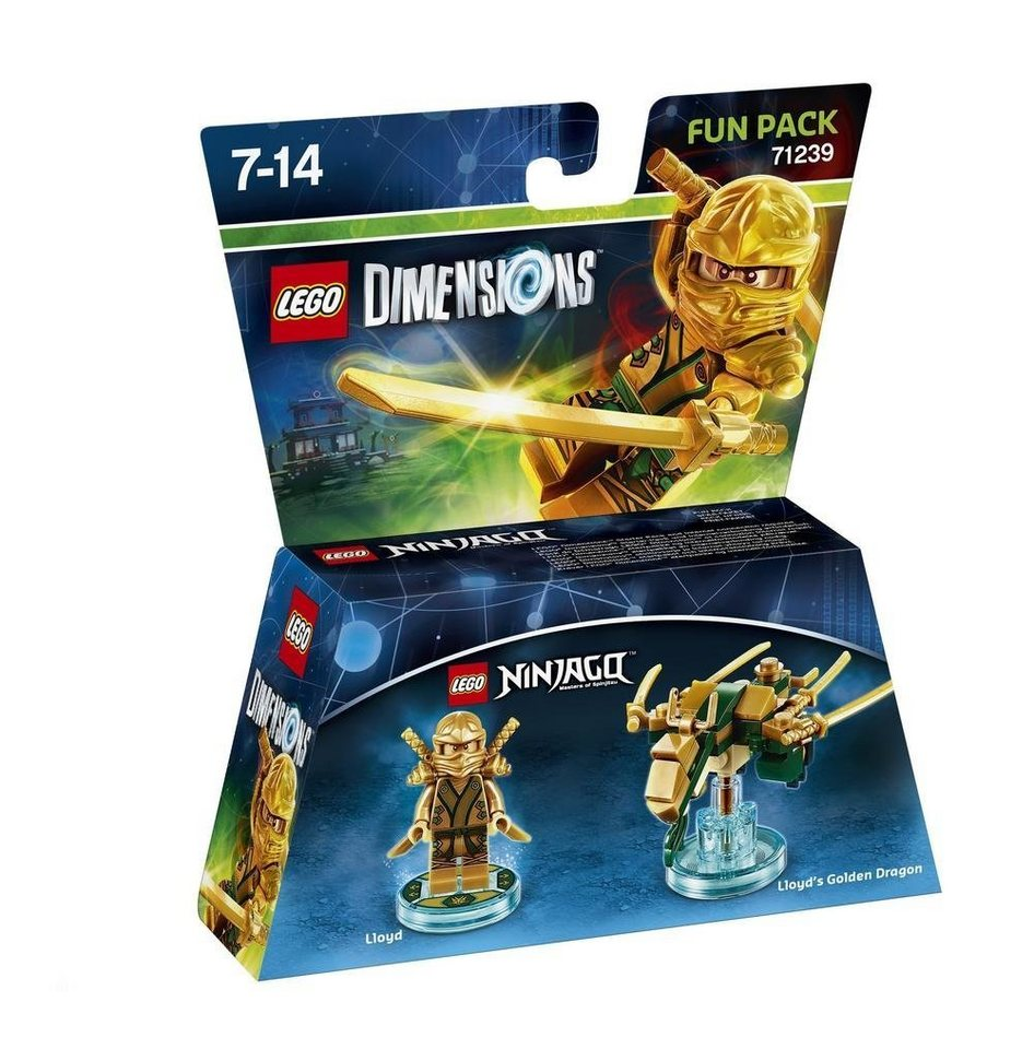 Warner Games Fanartikel »Lego Dimensions Fun Pack Ninjago - Lloyd«