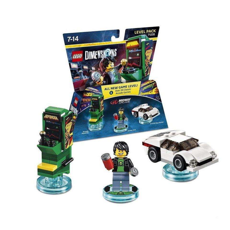 Warner Games Fanartikel »Lego Dimensions Level Pack - Midway Arcade«