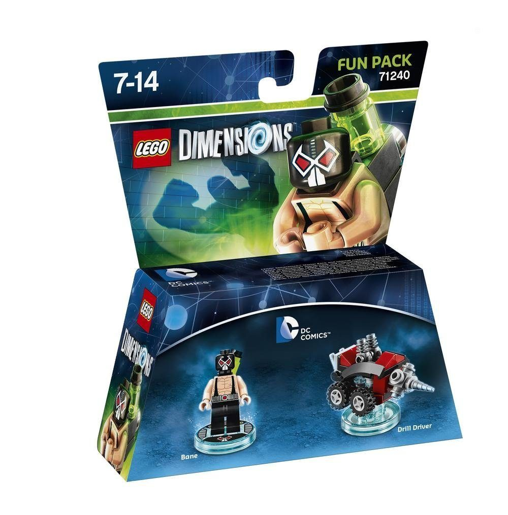 Warner Games Fanartikel »Lego Dimensions Fun Pack DC - Bane«