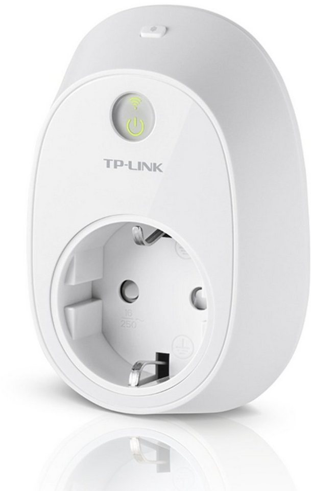 tp link smart home zubeh r hs110 wlan smart plug. Black Bedroom Furniture Sets. Home Design Ideas