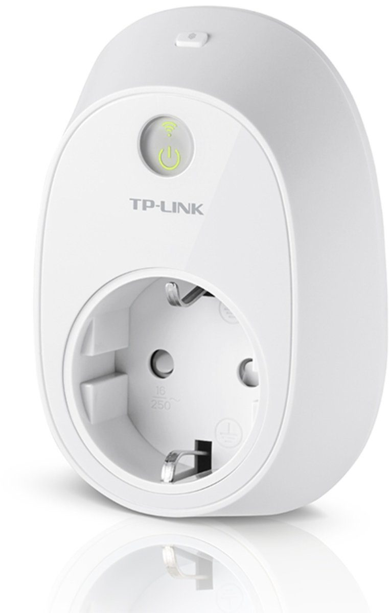 TP-Link Smart Home Zubehör »HS110 WLAN Smart Plug (intelligente Steckdose)«