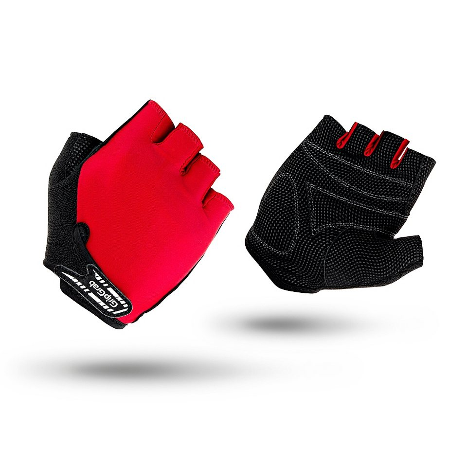 GripGrab Fahrrad Handschuhe »X-Trainer Gloves Junior« in rot