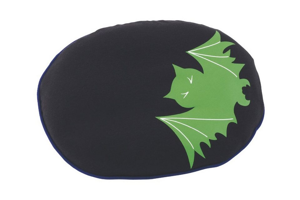 Outwell Reisekissen »Batboy Pillow« in schwarz