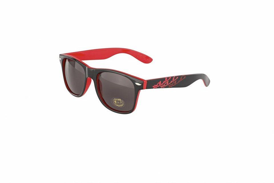 XLC Radsportbrille »Madagaskar SG-F06 Sonnenbrille« in rot