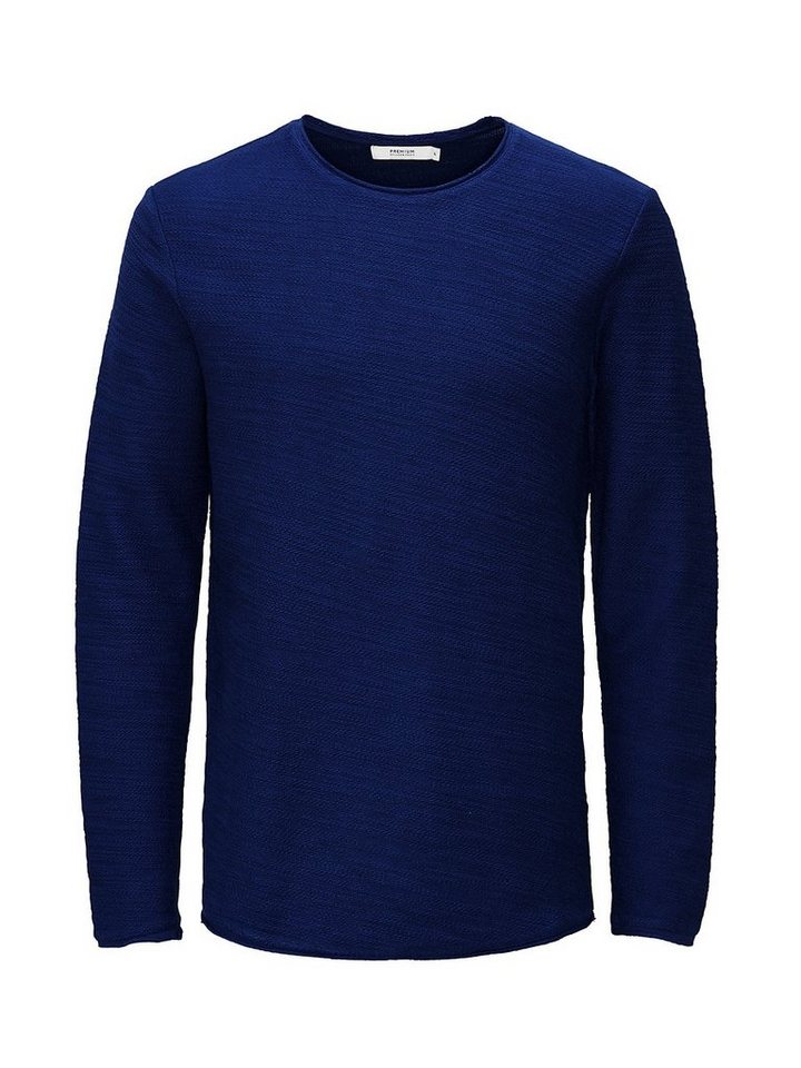 Jack & Jones Gewendetes Sweatshirt in Blue Depths