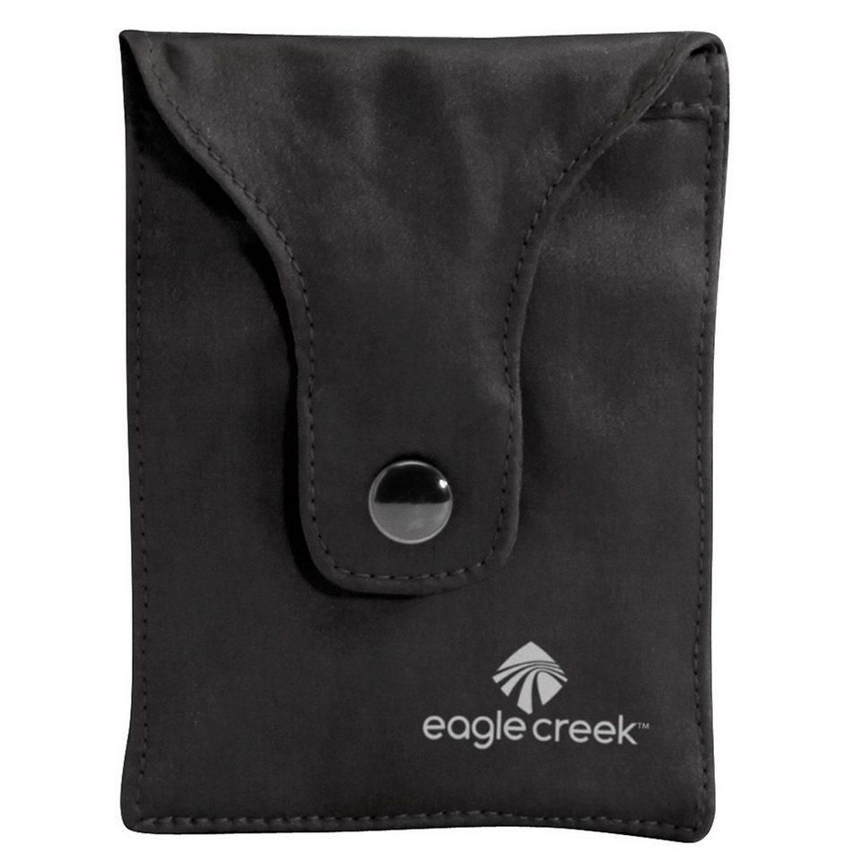 Eagle Creek Wertsachenaufbewahrung »Silk Undercover Bra Stash« in schwarz