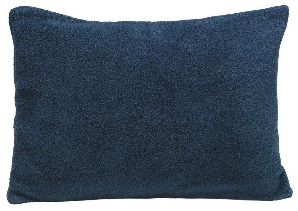 Cocoon Schlafsack »Pillow Case Microfleece Large« in blau