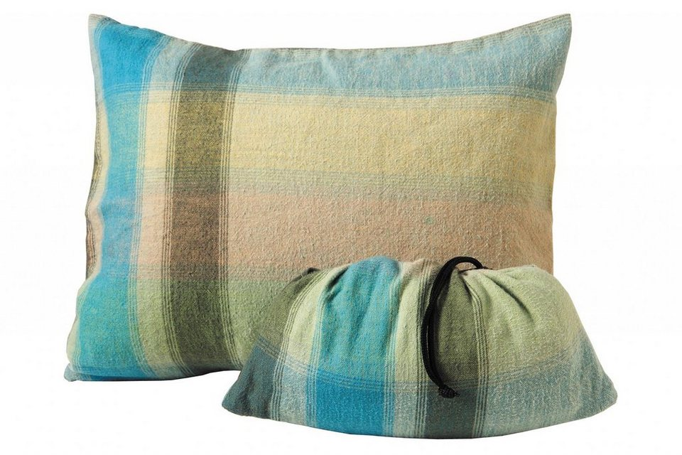 Cocoon Schlafsack »Pillow Case Cotton Flannel Large« in blau