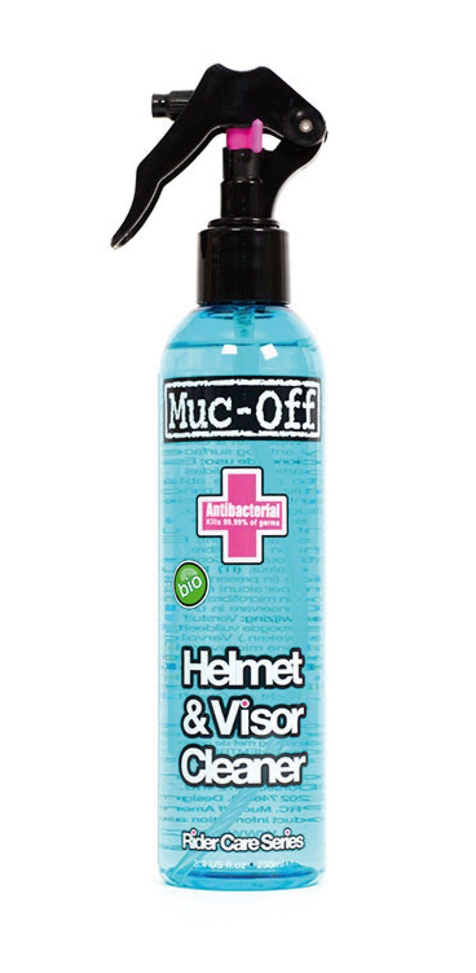 Muc-Off Fahrrad Reiniger »Helm & Visier Reiniger 250 ml«