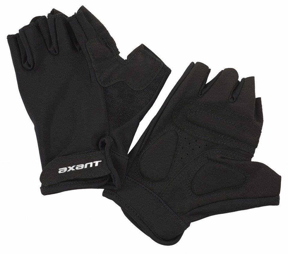 axant Fahrrad Handschuhe »Race Glove« in schwarz