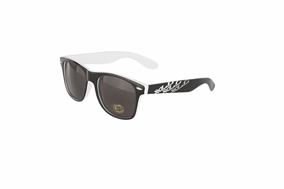 XLC Radsportbrille »Madagaskar SG-F06 Sonnenbrille« in schwarz