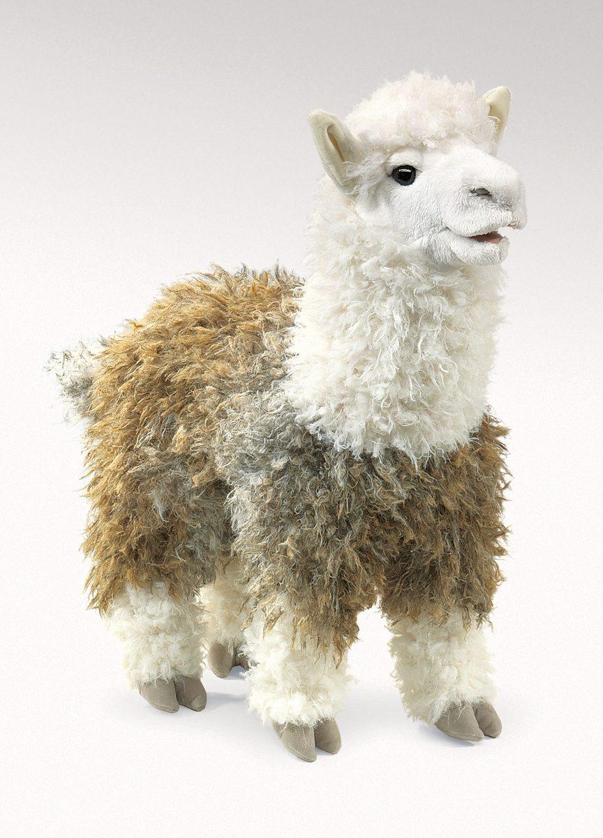 FOLKMANIS® Handpuppe, »Alpaca«