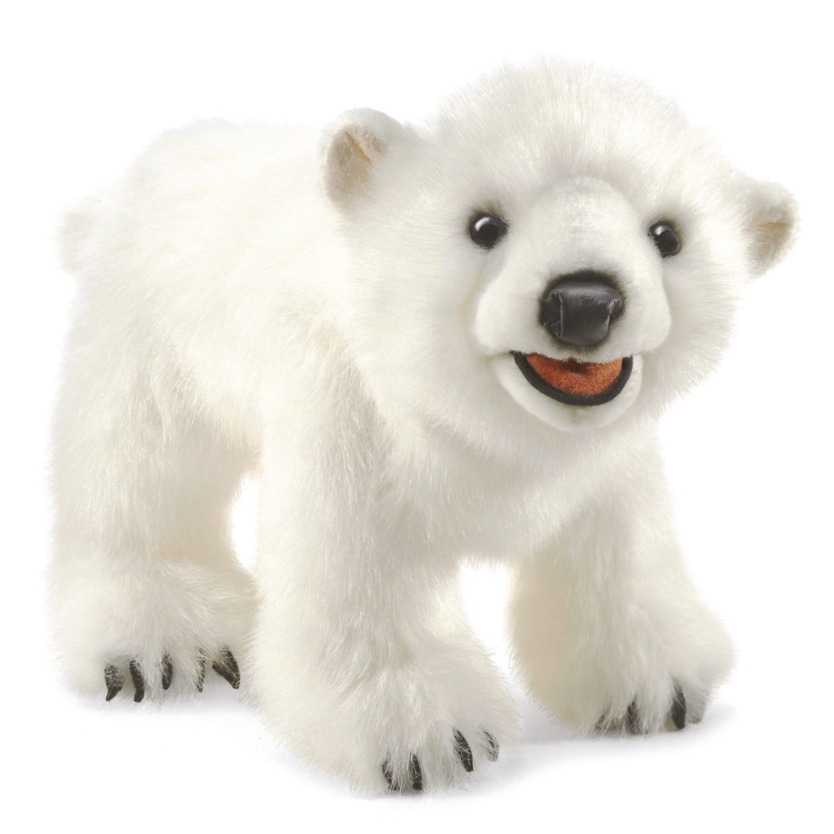 FOLKMANIS® Handpuppe, »Eisbär«