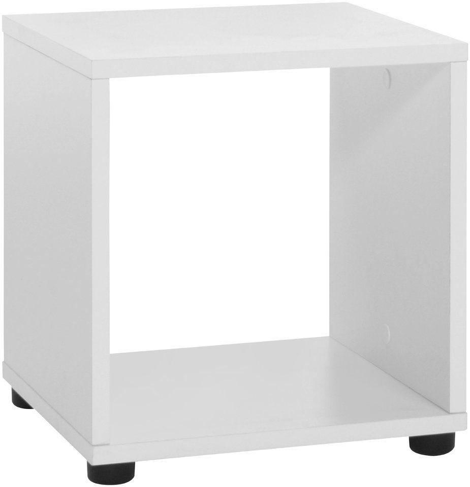 Raumteiler-Regal »1 Fach«, Breite 32,6 cm in weiß