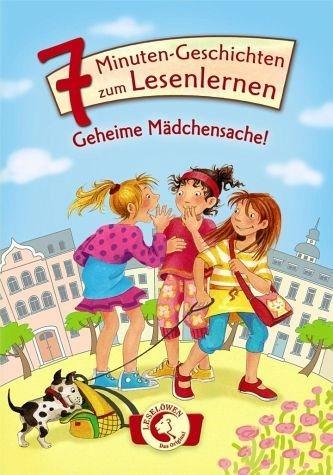 Gebundenes Buch »Geheime Mädchensache! / 7-Minuten-Geschichten...«