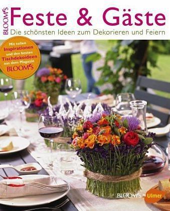 Broschiertes Buch »Feste und Gäste«