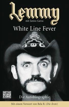 Broschiertes Buch »Lemmy - White Line Fever«