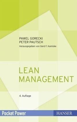 Broschiertes Buch »Lean Management«