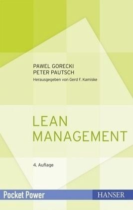 Broschiertes Buch »Lean Management«