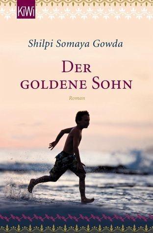 Broschiertes Buch »Der goldene Sohn«
