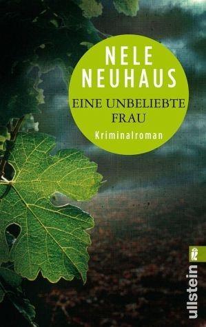 Broschiertes Buch »Eine unbeliebte Frau / Oliver von Bodenstein Bd.1«