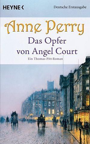 Broschiertes Buch »Das Opfer von Angel Court / Thomas Pitt Bd.30«