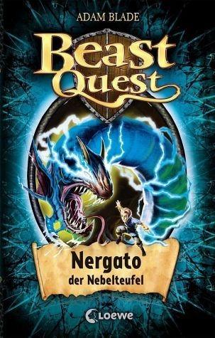 Gebundenes Buch »Nergato, der Nebelteufel / Beast Quest Bd.41«