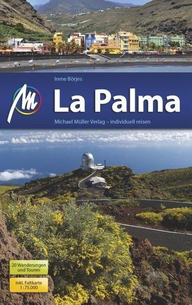 Broschiertes Buch »La Palma«