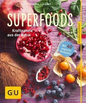 Broschiertes Buch »Superfoods«