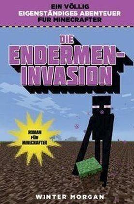 Gebundenes Buch »Die Endermen-Invasion«