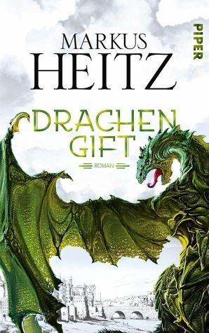 Gebundenes Buch »Drachengift / Drachen Trilogie Bd.3«