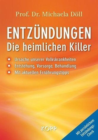 Gebundenes Buch »Entzündungen - Die heimlichen Killer«
