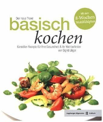 Broschiertes Buch »Der neue Trend: Basisch kochen«
