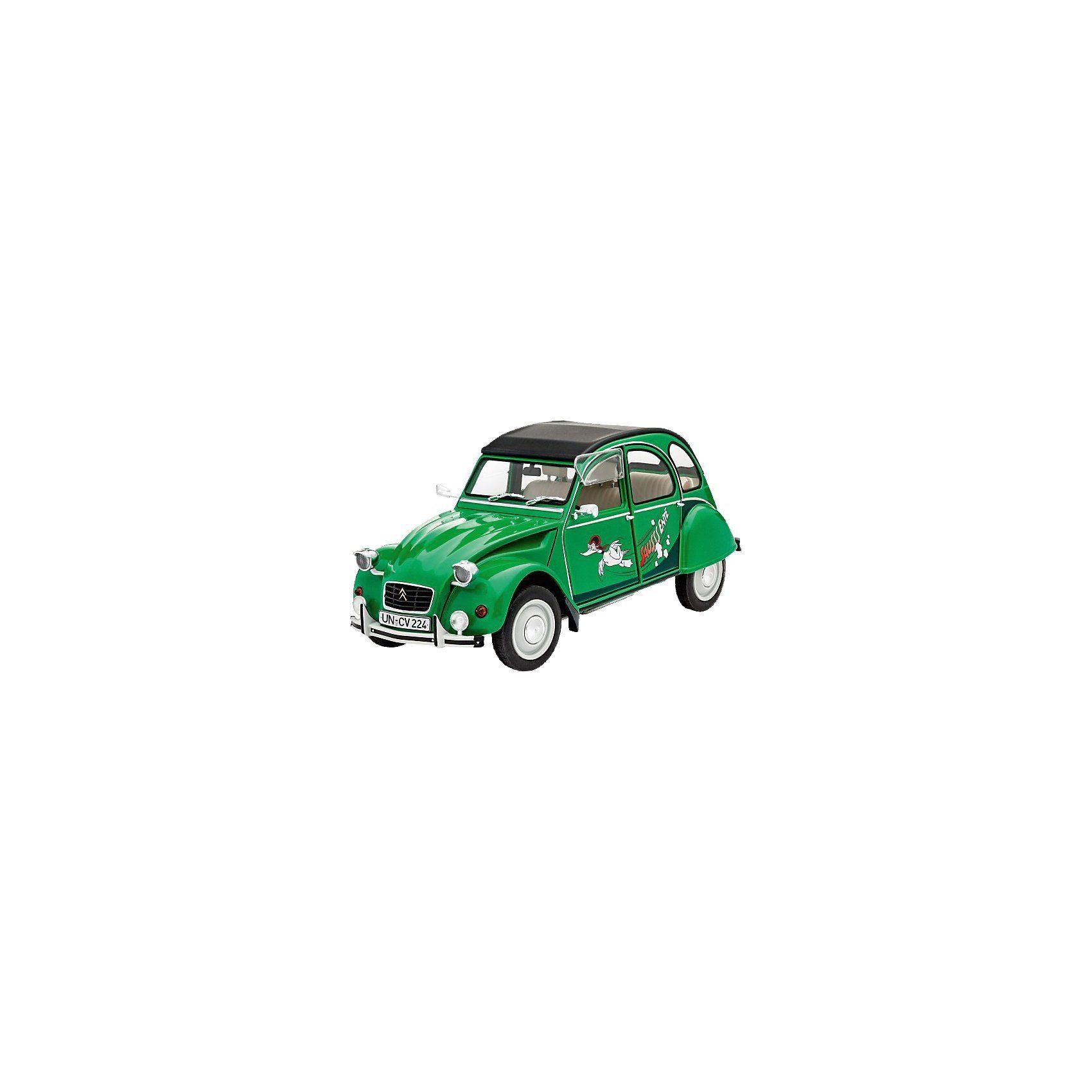 """Revell Modelbausatz Citroën 2CV """"Sausss Ente"""""""