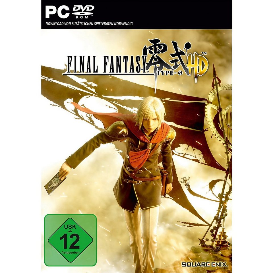 ak tronic PC Final Fantasy Type-0