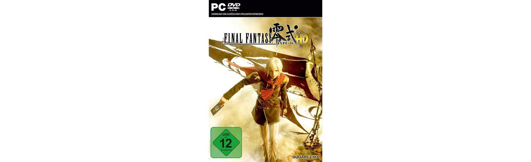 ak tronic PC Final Fantasy Type-0