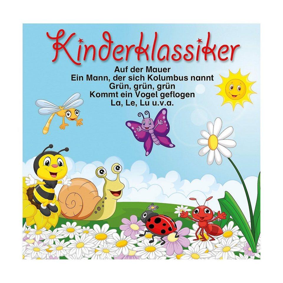 CD Kinderliederklassiker