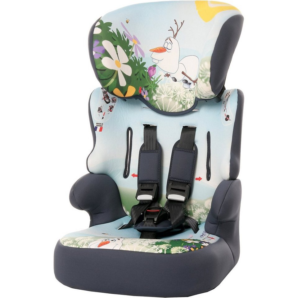 Osann Auto-Kindersitz BeLine SP, Disney Die Eiskönigin, Olaf, 2017 in mehrfarbig