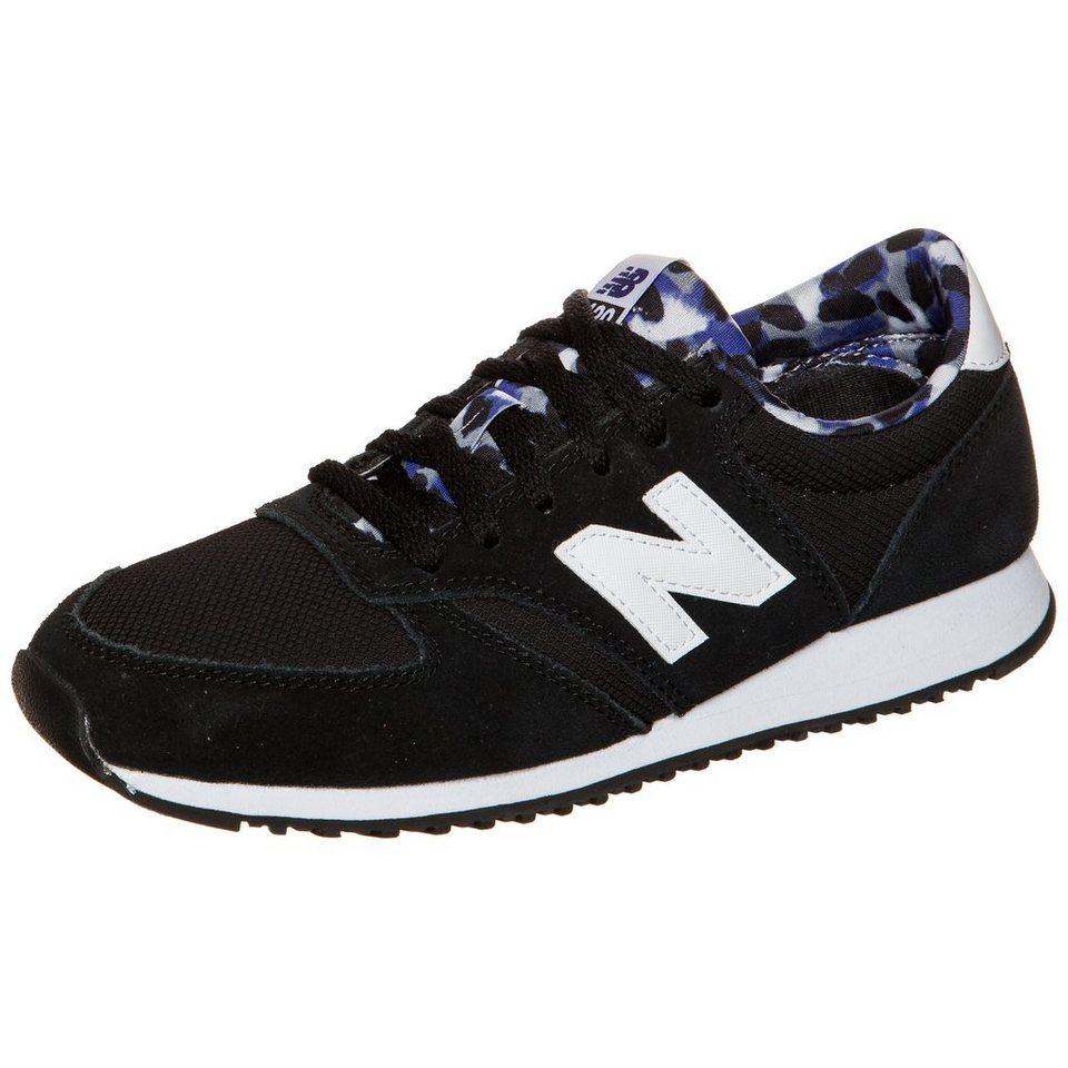 NEW BALANCE WL420-APA-B Sneaker Damen in schwarz / weiß