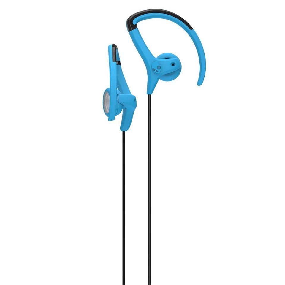 Skullcandy Kopfhörer »CHOPS BUD HANGER W/O MIC HOT BLUE/BLACK/HOT BLUE« in schwarz