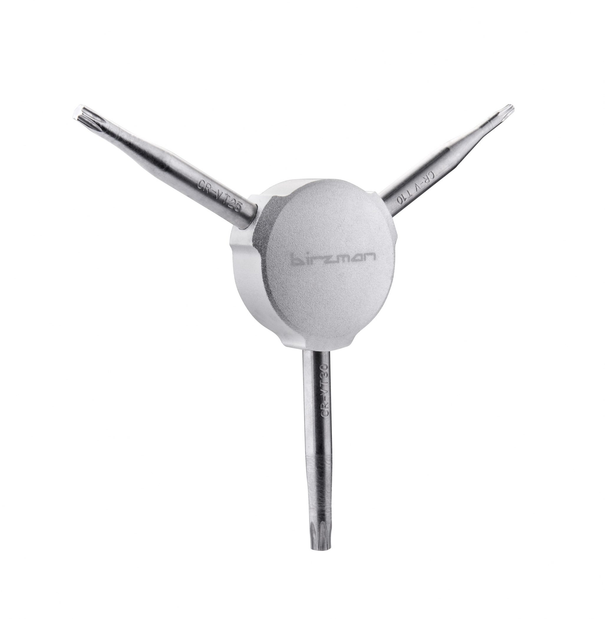 Birzman Werkzeug & Montage »Birzman Y-Grip Torxschlüssel T10/T25/T30«