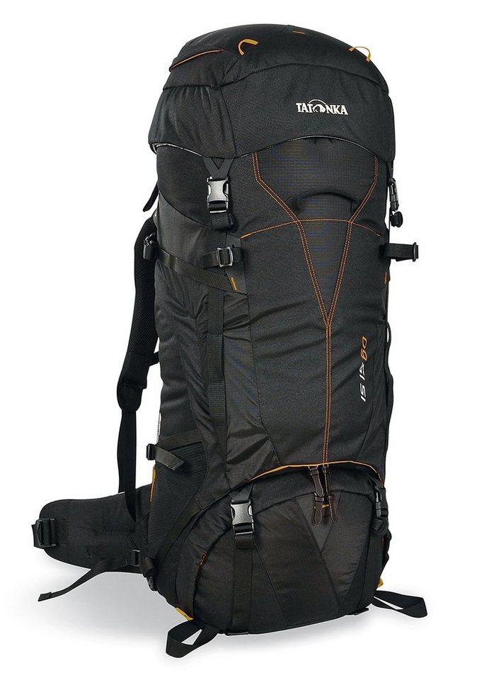 Tatonka Sport- und Freizeittasche »Isis 60 Backpack Women« in schwarz