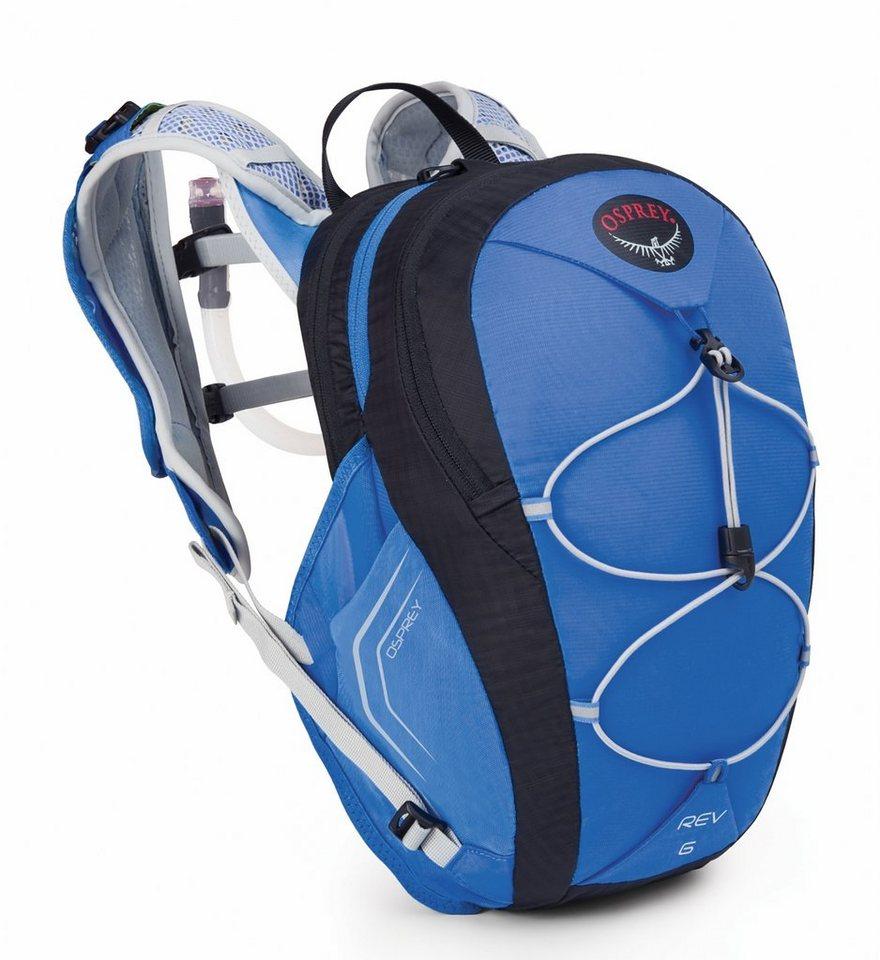 Osprey Sport- und Freizeittasche »Rev 6 Backpack« in blau