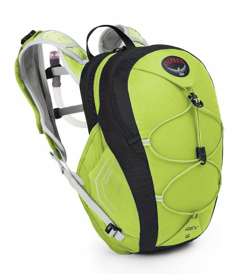 Osprey Sport- und Freizeittasche »Rev 6 Backpack« in grün