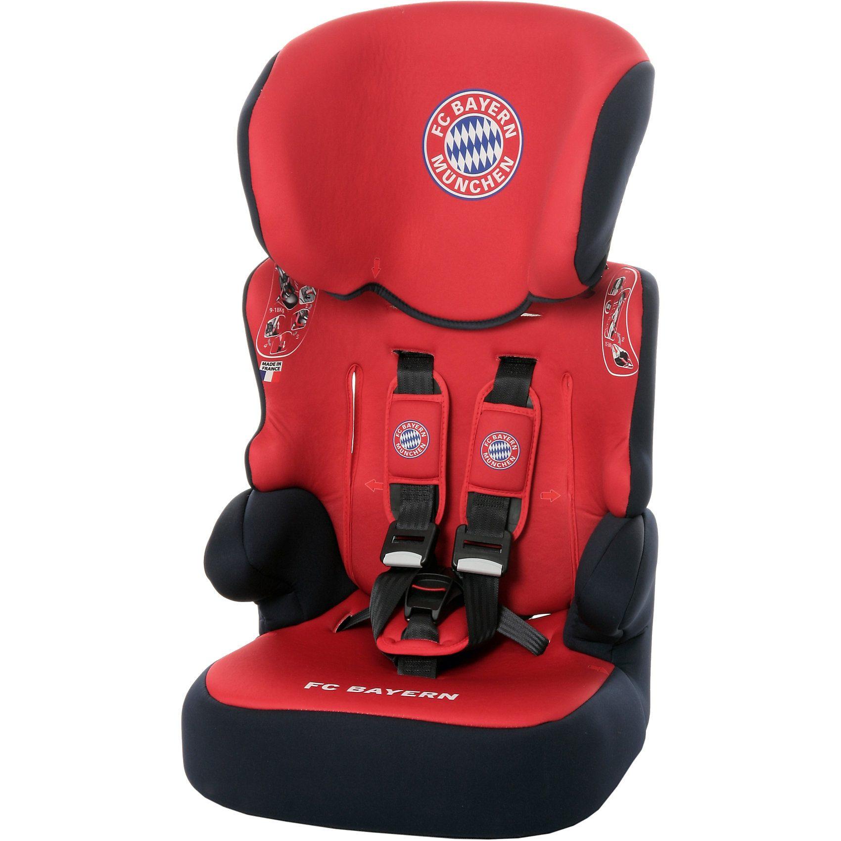 Osann Auto-Kindersitz Colorado, FC Bayern München, 2017
