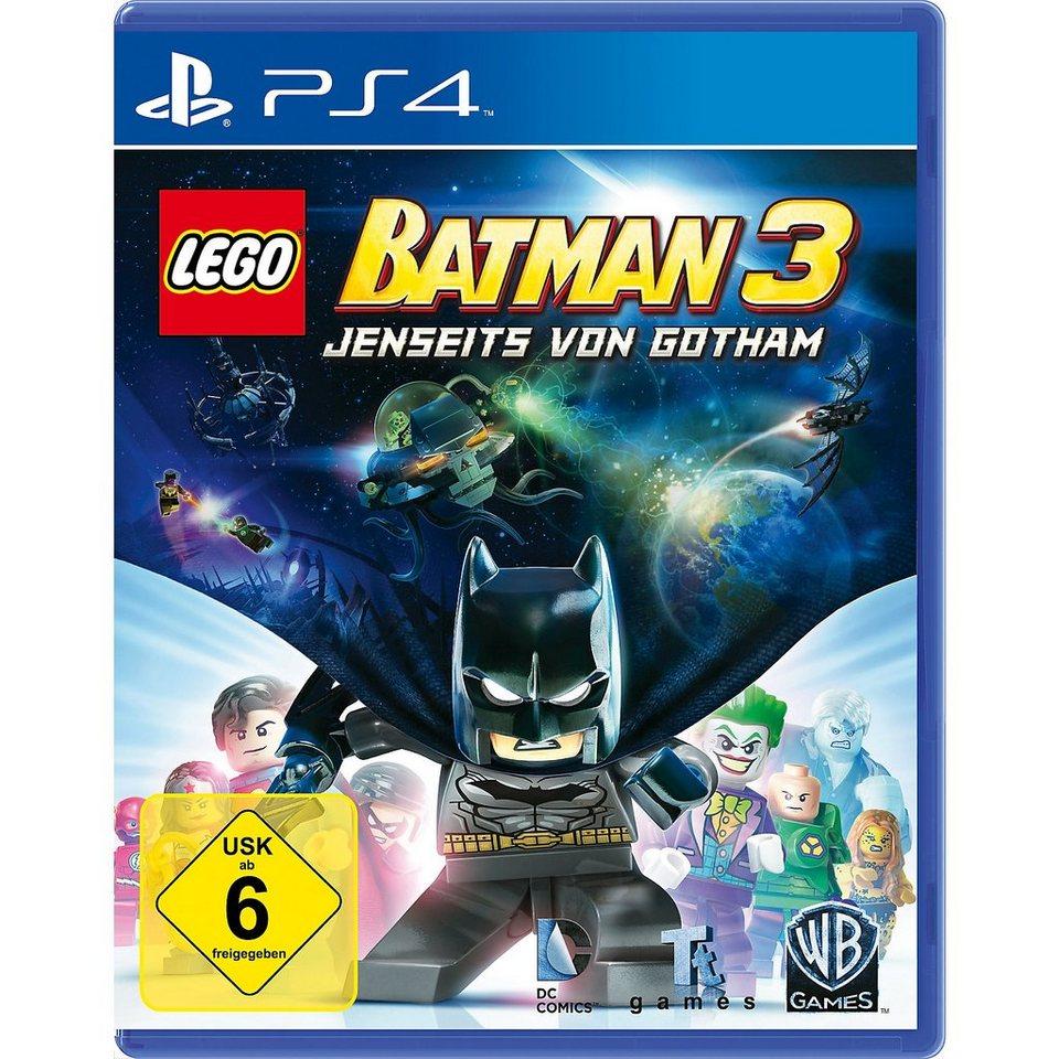 LEGO PS4 Batman 3 - Jenseits von Gotham
