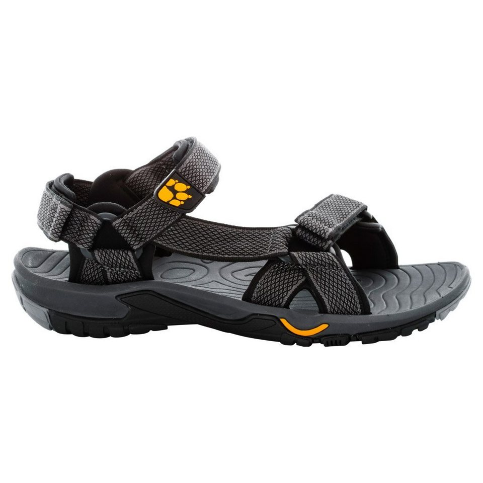 Jack Wolfskin Sandale »LAKEWOOD RIDE SANDAL M« in burly yellow