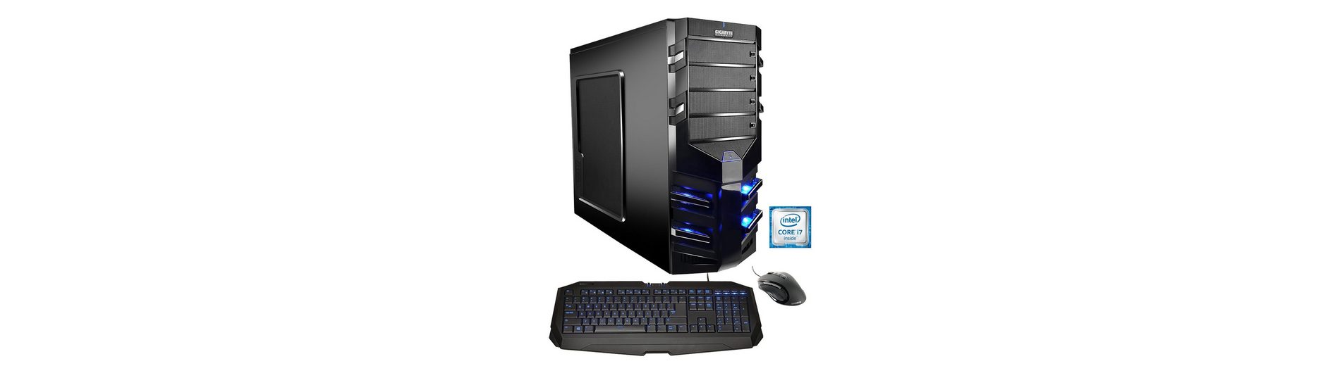 Hyrican Gaming PC Intel® i7-6700, 16GB, SSD + HDD, GeForce® GTX 980 Ti »Alpha Gaming 5034«