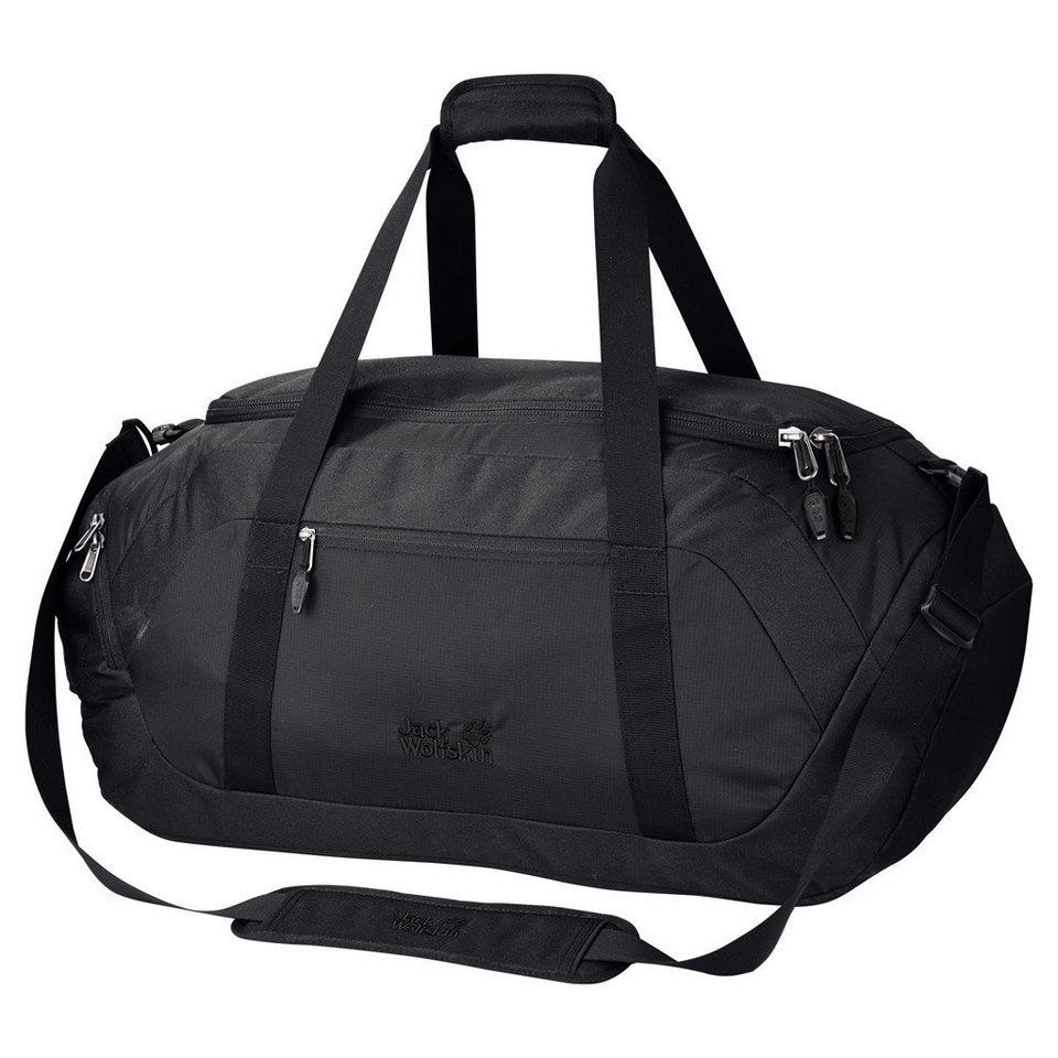Jack Wolfskin Reisetasche »ACTION BAG 60« in black